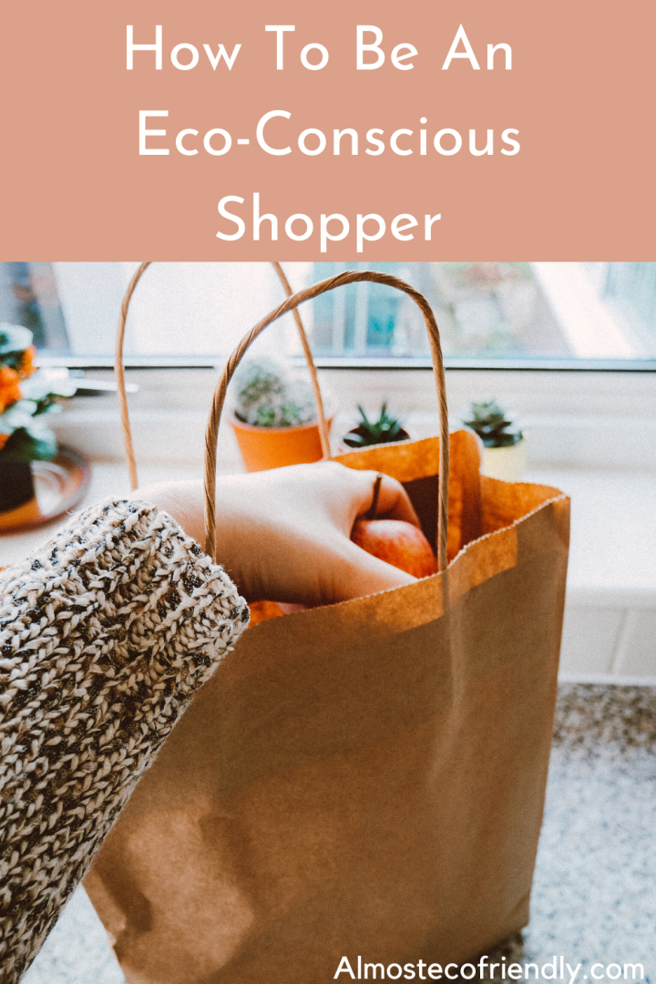 How To Be An Eco-Conscious Shopper