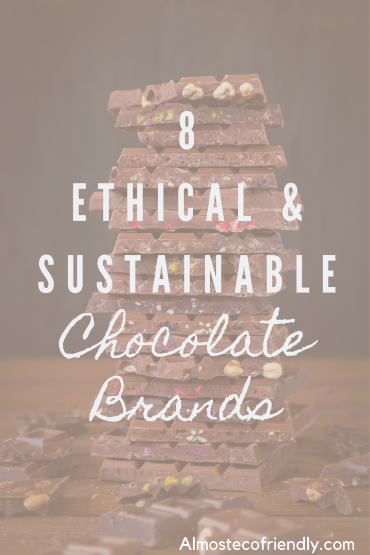8 Sustainable Chocolate Brands
