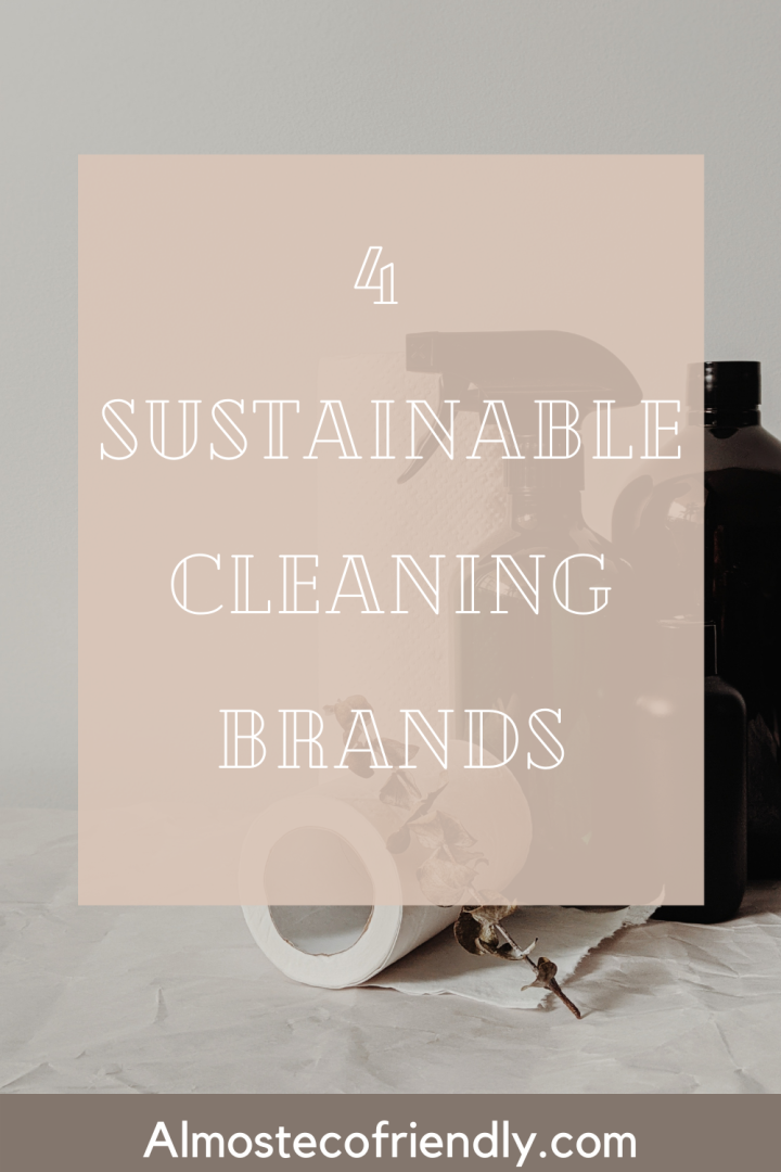 4 Sustainable Cleaning Brands